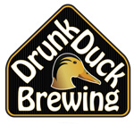 Logo design for Drunk Duck Brewing.