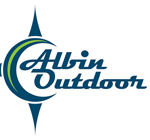 Logo for Albin Outdoor