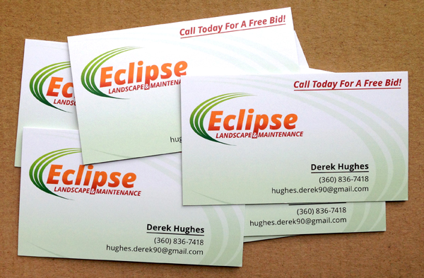 Orange tie designs portfolio logo designs some business cards reheart Image collections