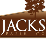Logo design for Jackson Paper company