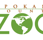 logo for Spokane County Zoo