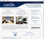 Coitcom website design