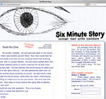 6 minute story website design
